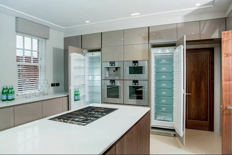 modern Kitchen by Cococucine