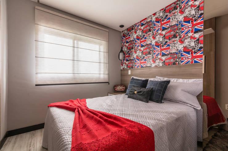 Gran Village Club: Quartos  por Lo. interiores,Moderno