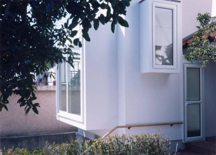 プラス・ワンルーム: 大成優子建築設計事務所が手掛けた家です。