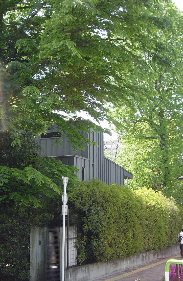k house: suz-sasが手掛けた家です。