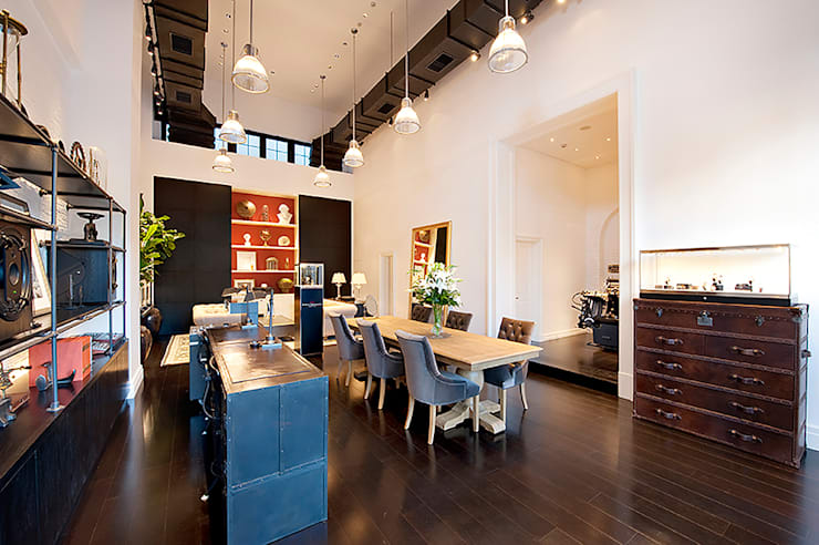 Commercial Spaces by WORKTECHT CORPORATION, Modern