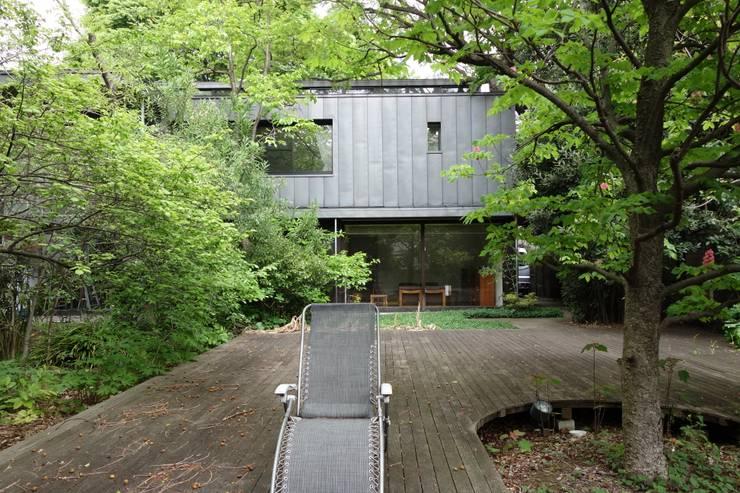 k house: suz-sasが手掛けた庭です。