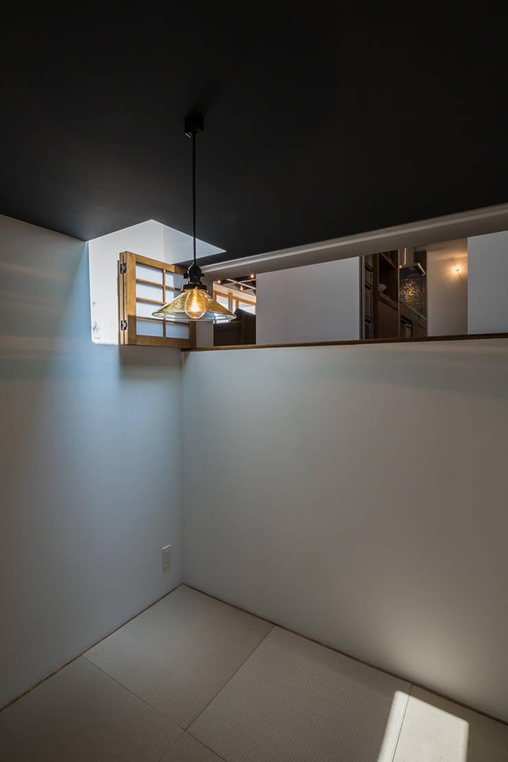 Media room by murase mitsuru atelier, Industrial