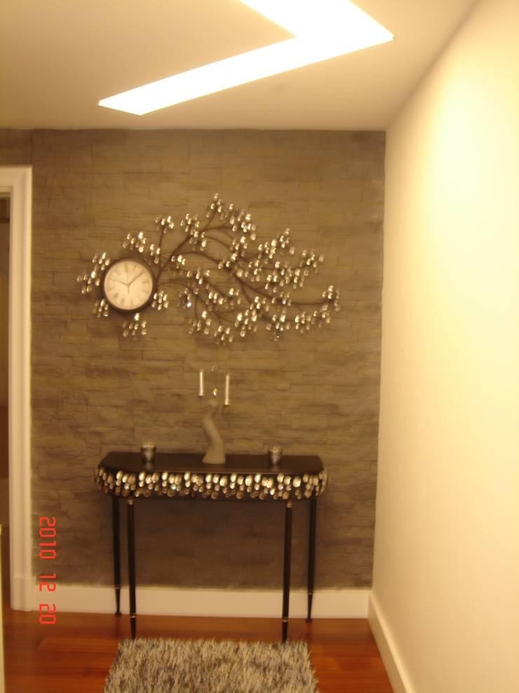 Vizyon Mimarlık ve Dekorasyon – S&M.Ş:  tarz Duvar & Zemin