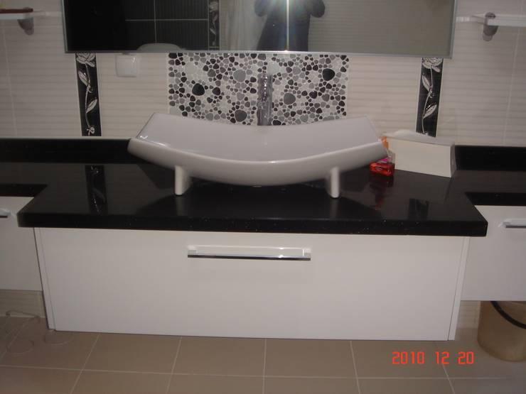 Vizyon Mimarlık ve Dekorasyon – S&M.Ş:  tarz Banyo
