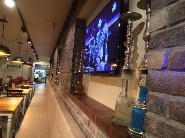 Vizyon mimarlık ve Dekorasyon – CAFE:  tarz Bar & kulüpler