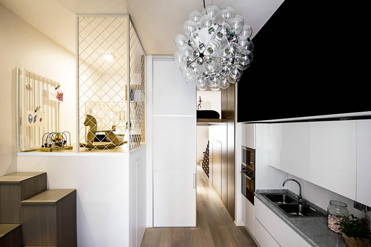 Kitchen by Studio Tenca & Associati