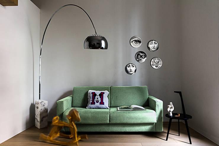 Salones de estilo  de Studio Tenca & Associati