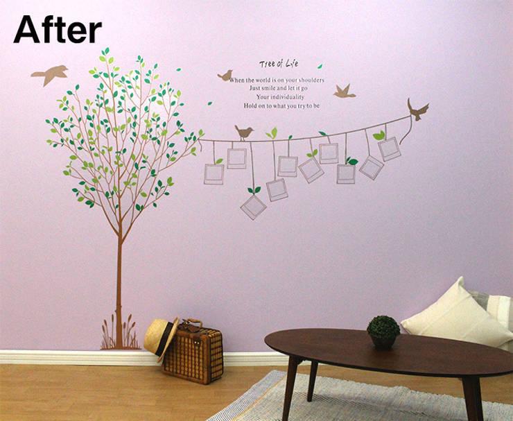 wall paint: 株式会社イーフィールドが手掛けたです。
