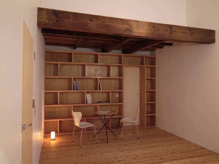 Workspace: ワダスタジオ一級建築士事務所 / Wada studioが手掛けた書斎です。