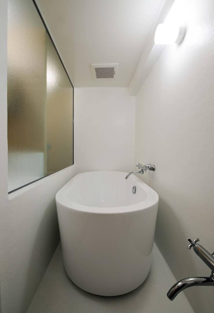 M-Room オリジナルスタイルの お風呂 の ADS一級建築士事務所 オリジナル