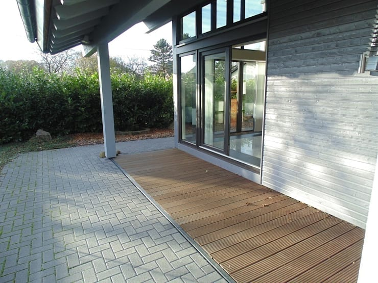 Haus Tech-Wood:   von Tirolia GmbH