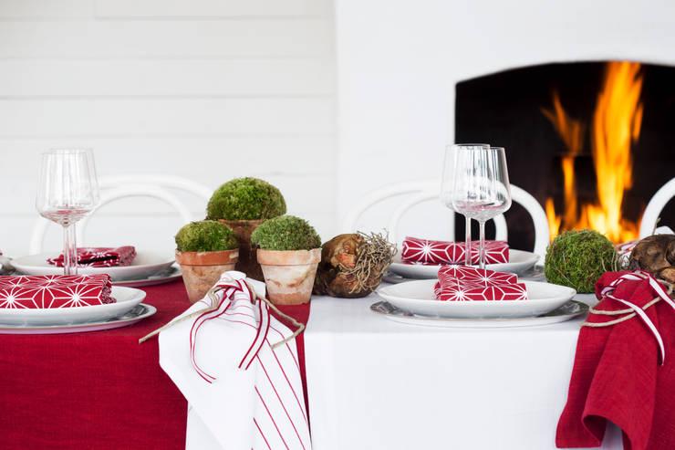 Salas de jantar  por Nyblom Kollén AB