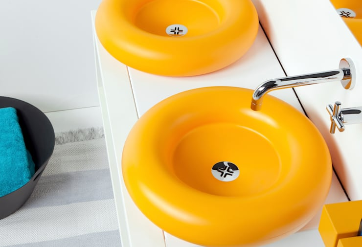 lavabos SALVAGENTE: Baños de estilo  de Boing Original