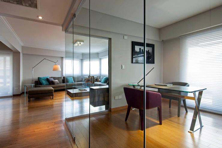 Decoración en Caballito: Estudio de estilo  por Estudio Sespede Arquitectos