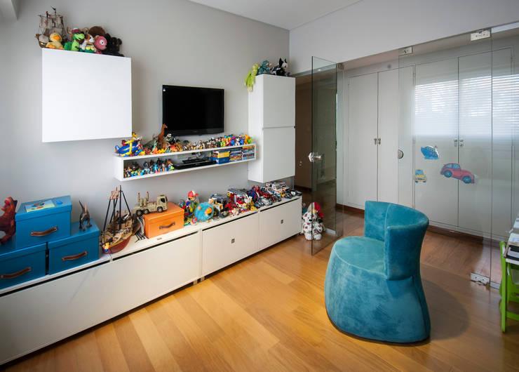 Kinderzimmer von Estudio Sespede Arquitectos