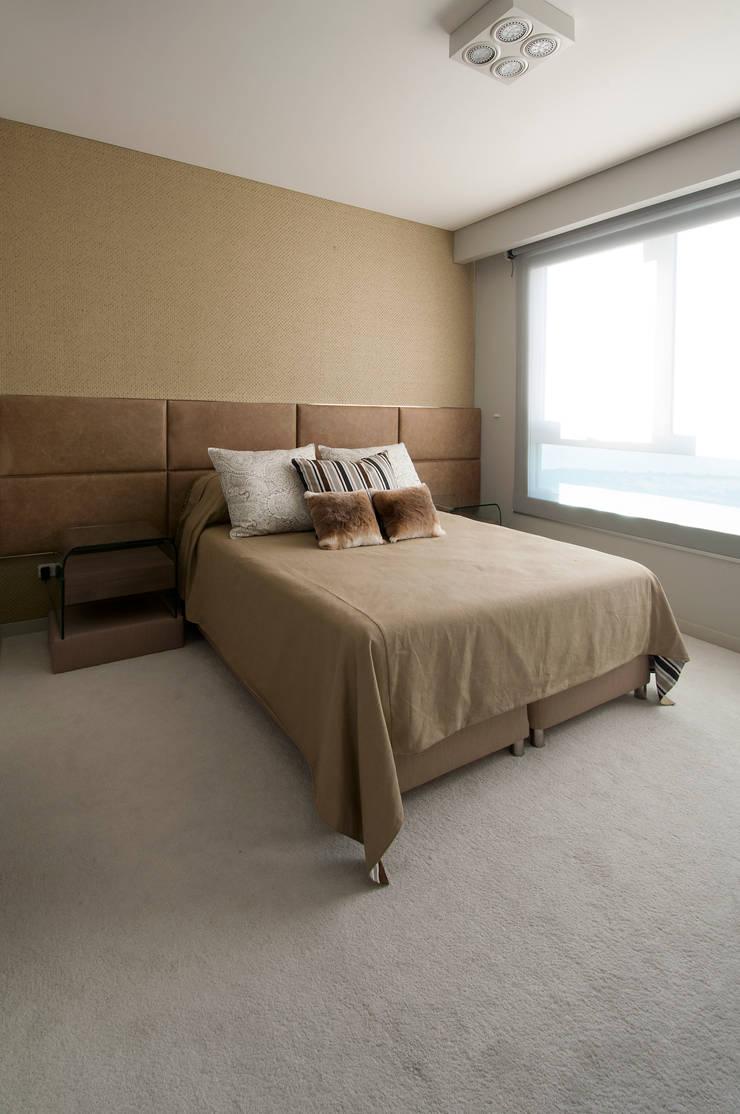 Schlafzimmer von Estudio Sespede Arquitectos