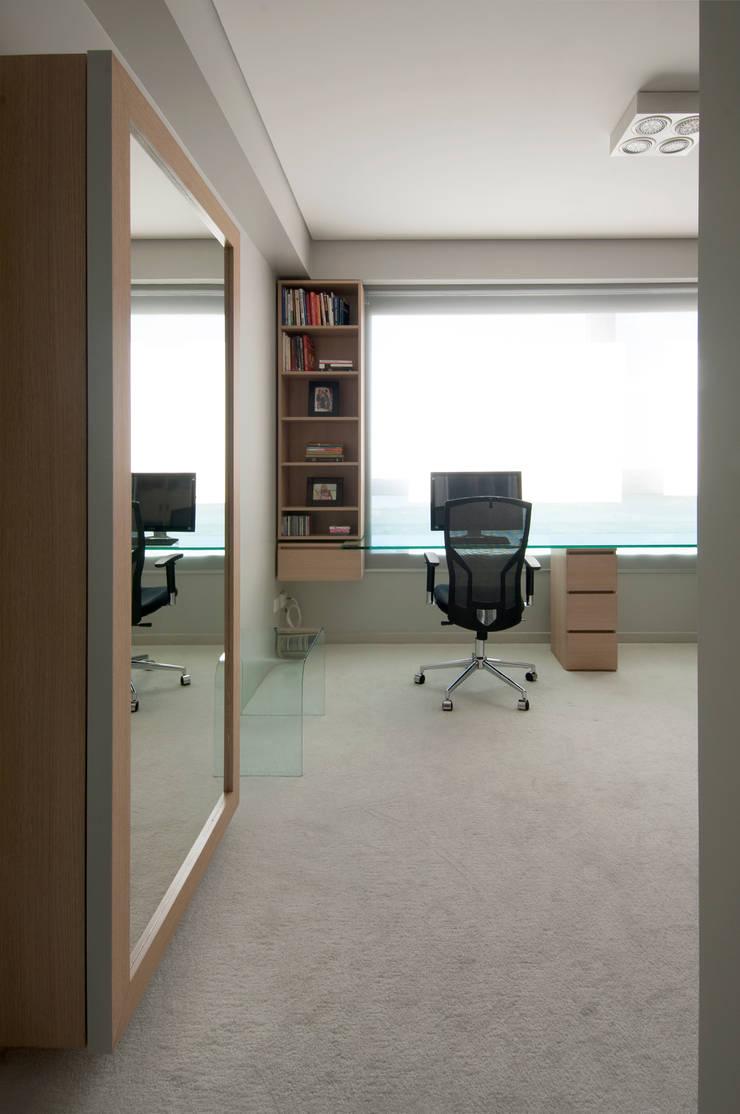 Arbeitszimmer von Estudio Sespede Arquitectos