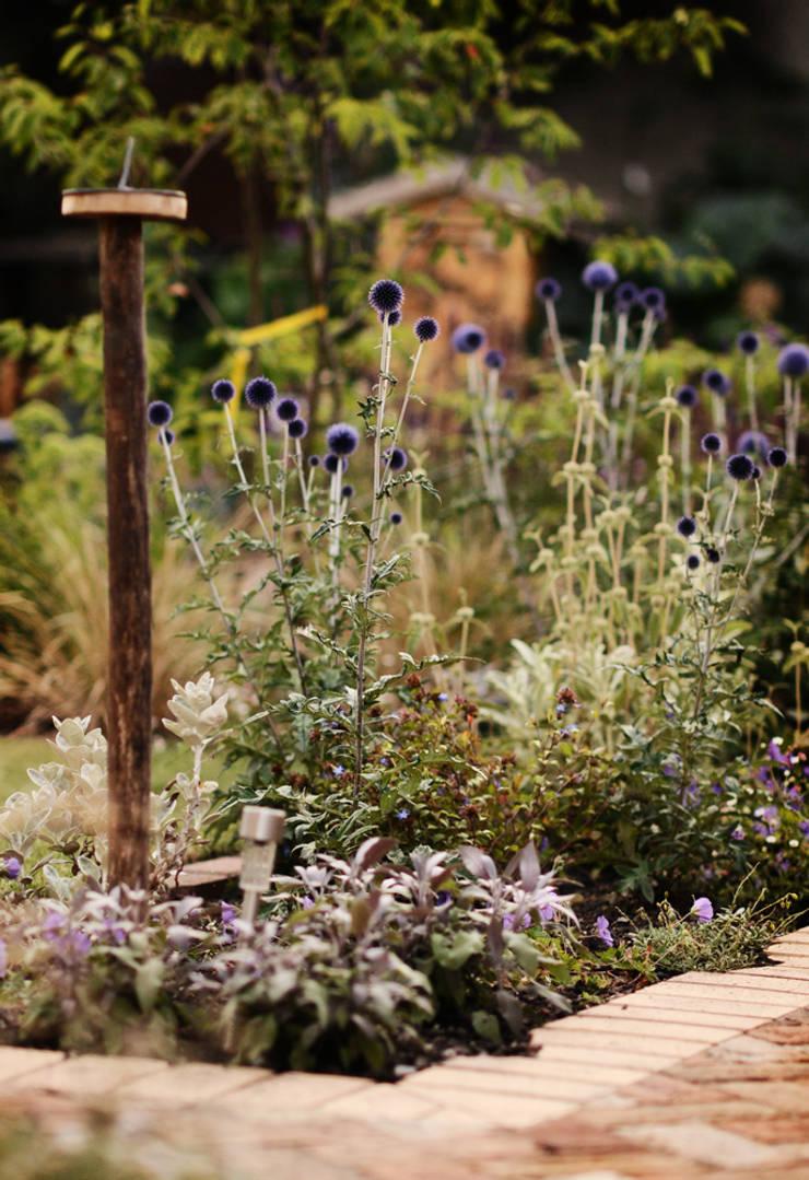 Miejski ogrod: styl , w kategorii  zaprojektowany przez Green Point Garden Design,