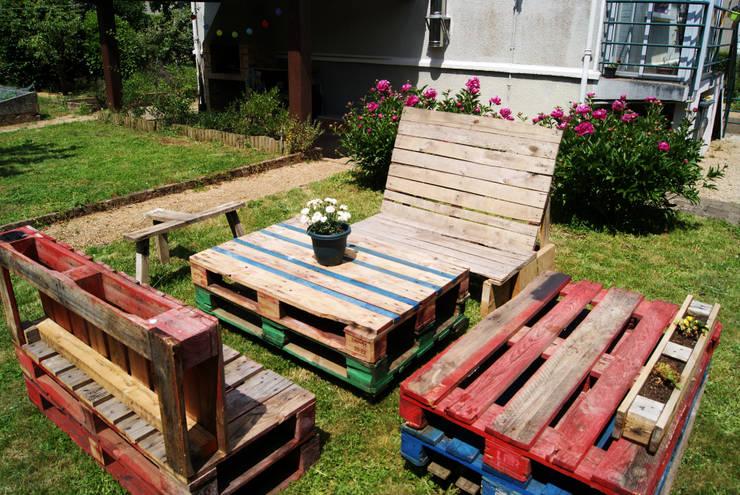 Recyclage : 5 tables basses en palettes de bois !