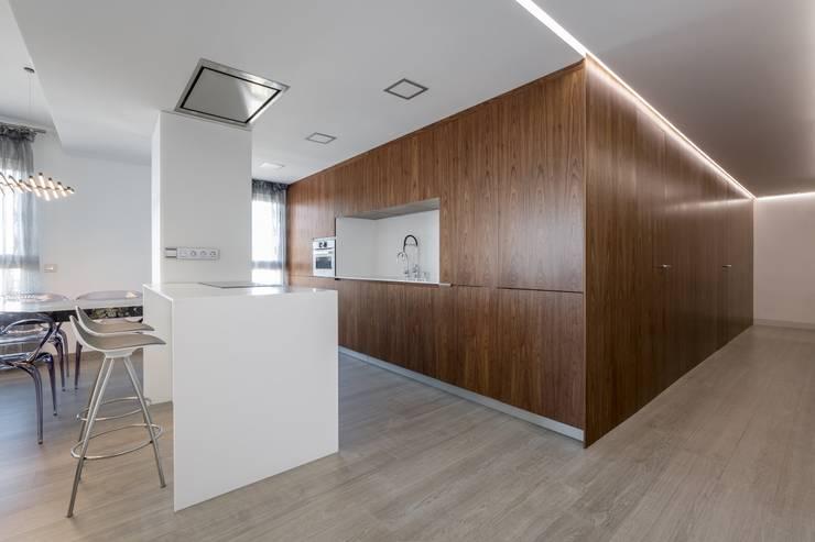 Cocinas de estilo  por LLIBERÓS SALVADOR Arquitectos