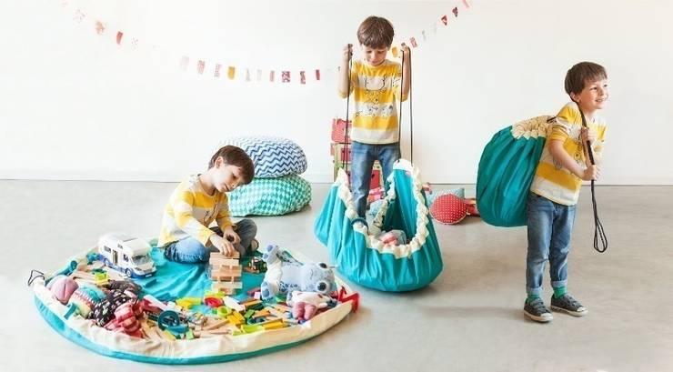 غرفة الأطفال تنفيذ Le Civette sul comò srl