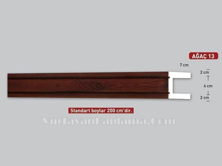 Vip Tavan Kaplama – Model 13 Ahşap Desenli Eps Tavan Kaplaması:  tarz , Klasik