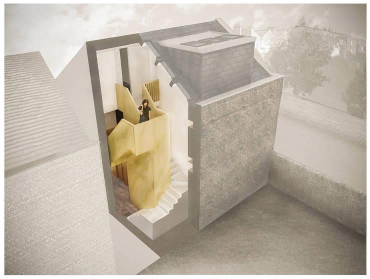 Victoria Mews:   by Bradley Van Der Straeten Architects