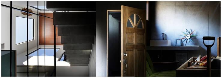 kenji_masunaga_1_005: 益永研司写真事務所が手掛けた家です。,モダン