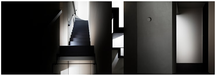 kenji_masunaga_1_008: 益永研司写真事務所が手掛けた家です。,モダン