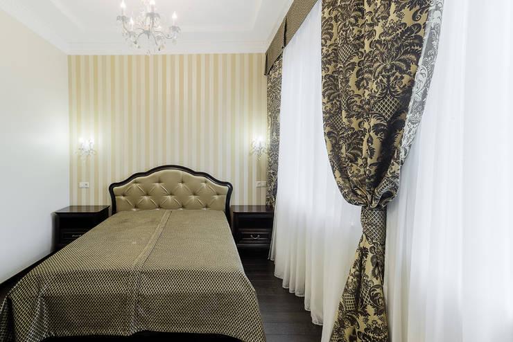 Дом в Дагомысе: Спальни в . Автор – Креазон