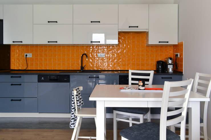 Projekty,  Kuchnia zaprojektowane przez homify