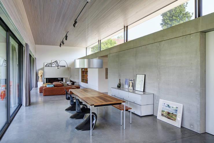 Столовые комнаты в . Автор – Schenker Salvi Weber
