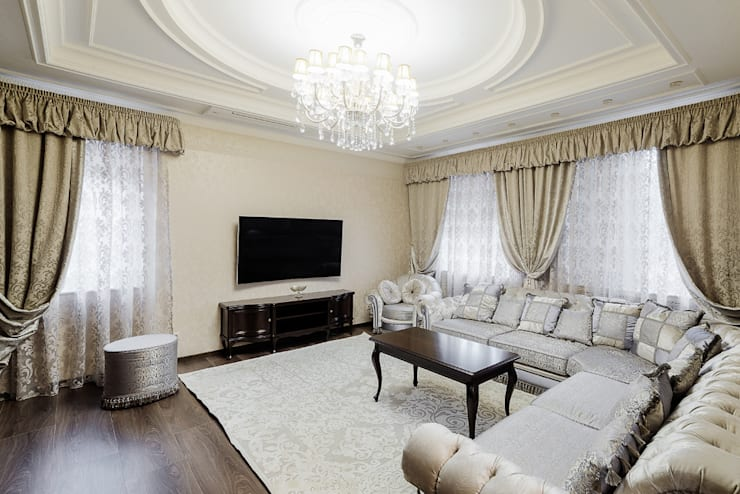 classic Living room by Креазон