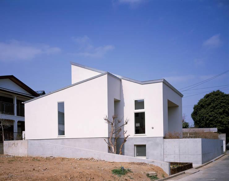 大椎町の家: 久保田章敬建築研究所が手掛けた家です。
