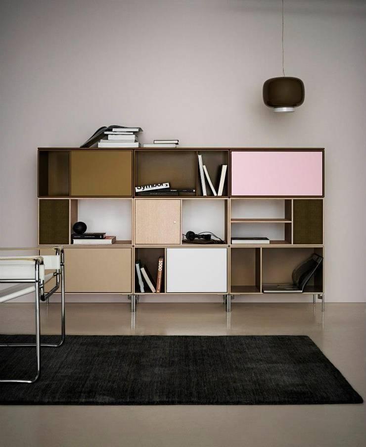 Meble Montana: styl , w kategorii  zaprojektowany przez Mootic Design Store ,Skandynawski