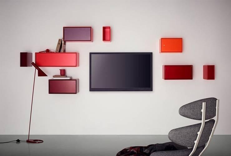 Meble Montana: styl , w kategorii  zaprojektowany przez Mootic Design Store ,Minimalistyczny