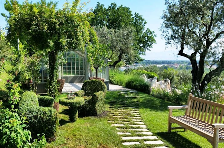 Garden by Fiorenzobellina-lab