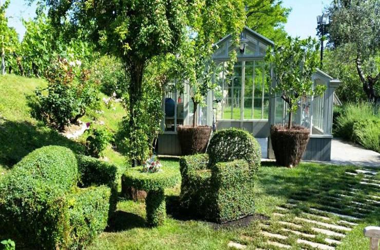 Jardines de estilo  por Fiorenzobellina-lab