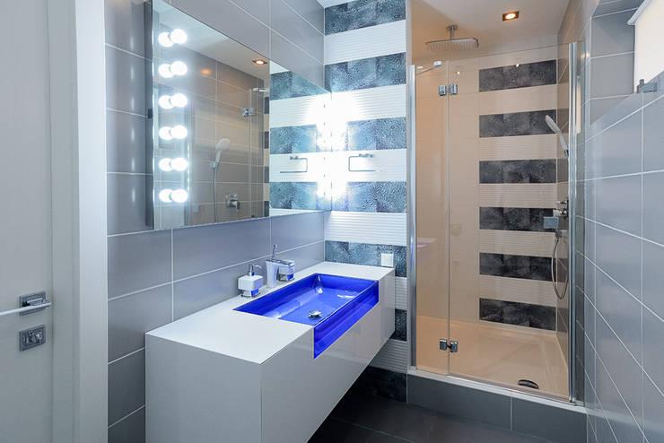 Конфети: Ванные комнаты в . Автор – Креазон