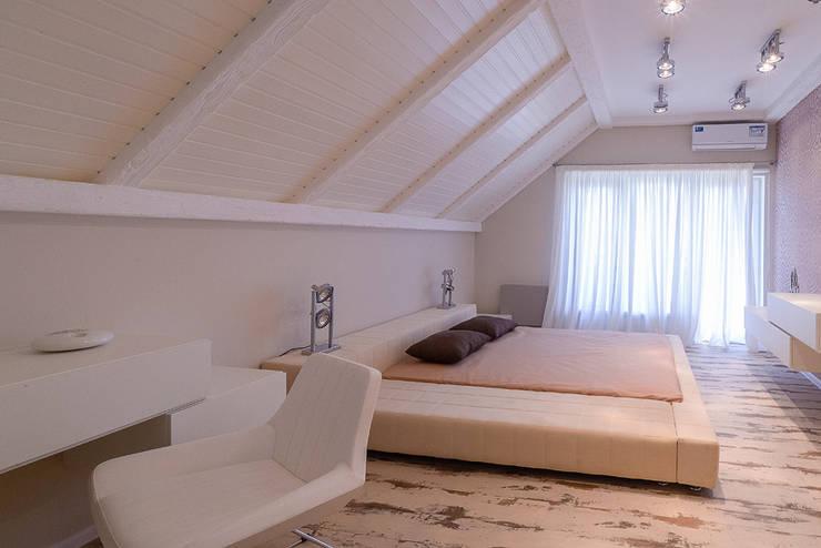minimalistic Bedroom by Креазон