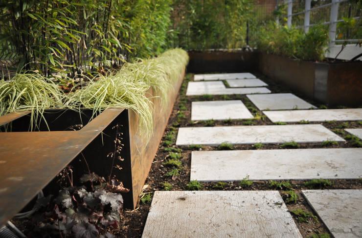 moderner Garten von exTerra | Consulenze ambientali e Design nel verde