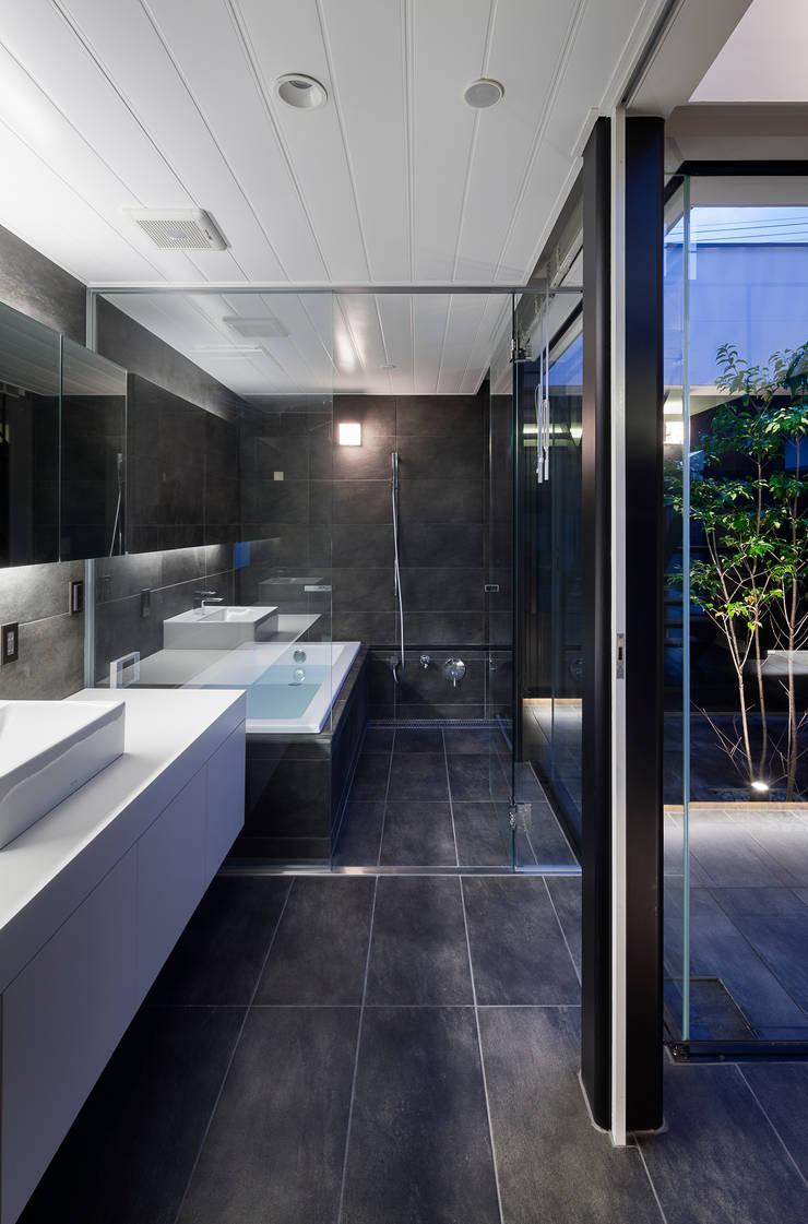 ウキバコ: (株)建築デザイン研究所が手掛けた浴室です。