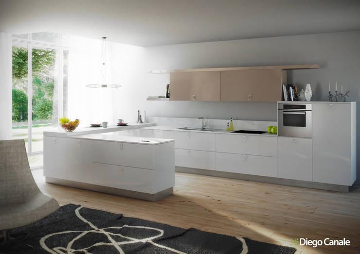 Cucina: Cucina in stile  di Diego Canale