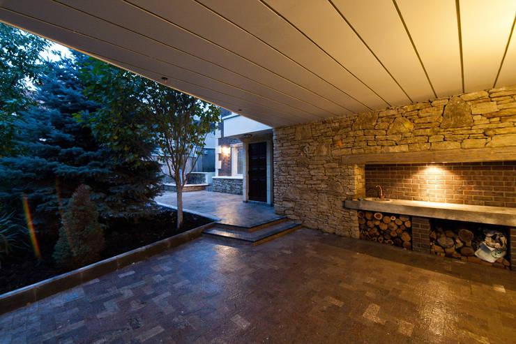 Z house 2: Дома в . Автор – Didenkül+Partners