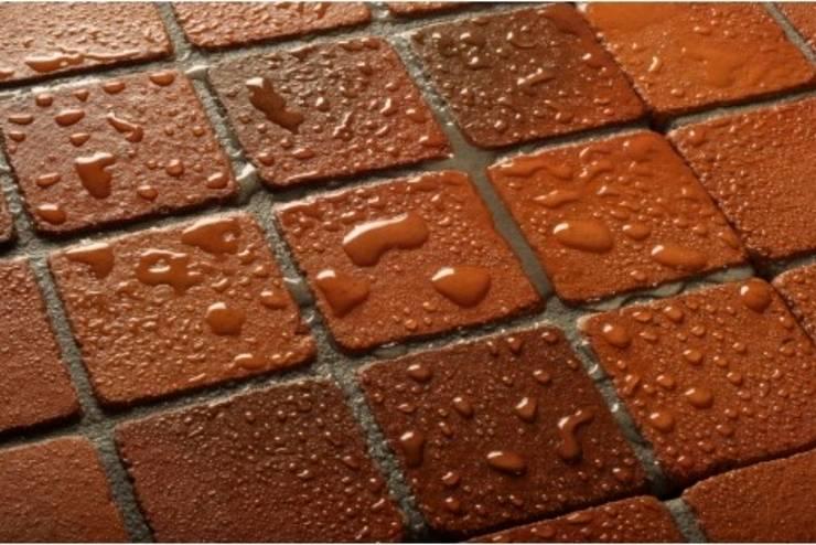 Mozaika COTTO 5x5: styl , w kategorii Ściany i podłogi zaprojektowany przez Rogiński Warsztat Artystyczny - DomRustykalny.pl