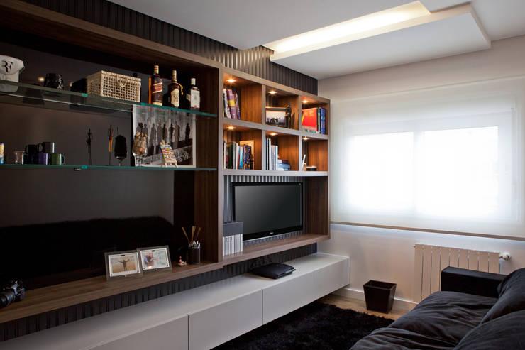 Рабочие кабинеты в . Автор – Virtu Arquitetura