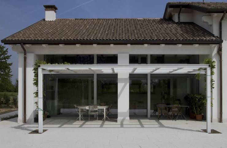 Marco Zorzanello: modern tarz Evler