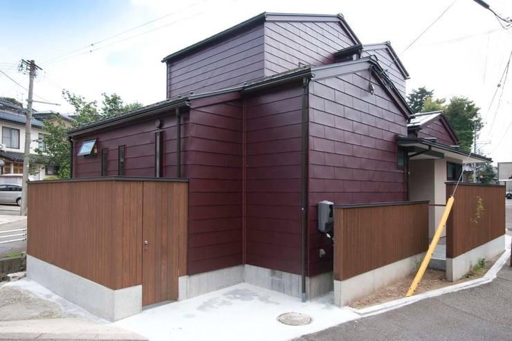 房子 by 家山真建築研究室 Makoto Ieyama Architect Office