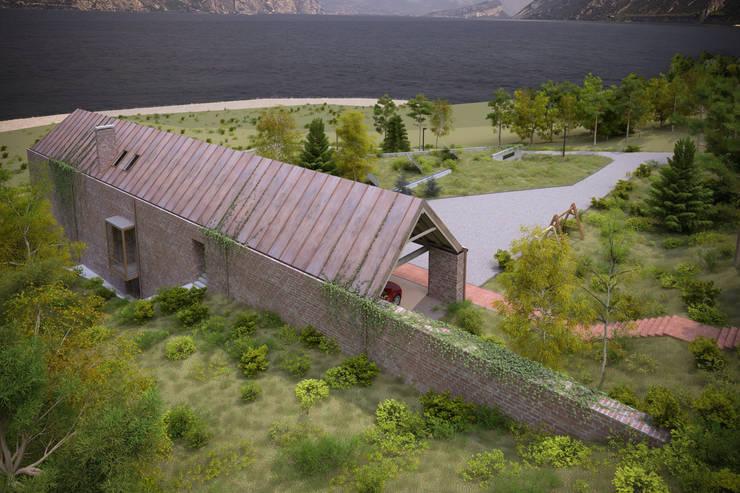 ArtЁmenko residence: Дома в . Автор – Didenkül+Partners